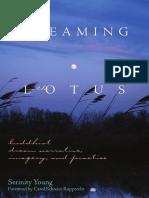 Buddhist Dream Narrative - Dreaming in the Lotus.pdf