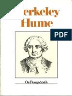 22 - Berkeley e Hume - Coleção Os Pensadores