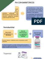 7. Terapia Con Barbituricos Diapos