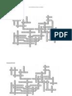 Crucigrama As