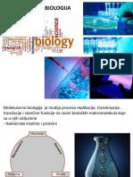 Uvod u Molekularnu Biologiju