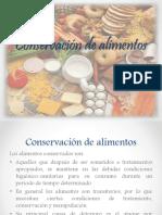 Clase 2 Conservacion de Los Alimentos (1)