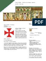 Brasil, Portugal e Os Cavaleiros Templários (6)