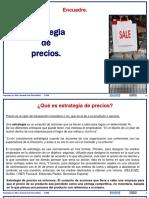 Udp Marketing Estrategia de Precios Excelente