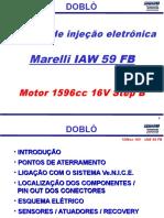 Curso Injeção Magneti Marelli Iaw 59fb