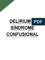 Delirium o Síndrome Confusional Trab