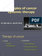 Principles Cancer Systemic Therapy