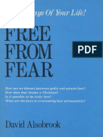 Free From Fear - David Alsobrook.epub