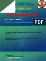 ANTITROMBOTICOS _ARCANA CUTIPA DHANNEZY RHOSSLYN.pptx