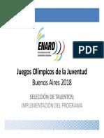 Implementacion Del Programa
