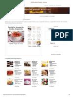 1000 Recetas de Pasteles - Kiwilimon
