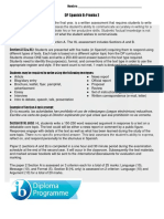 dp espanol b explicacion prueba 2 paper 2 explanation  2