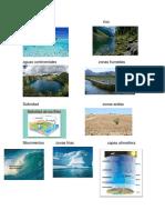 Aguas Oceánicas Ríos