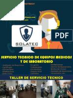 Servicio Tecnico Equipos Medicos