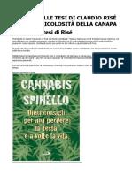 Critica Alle Tesi Di Claudio Risé Sulla Pericolosità Della Canap1