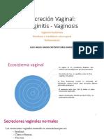 Lab Clin 3. Secreción Vaginal