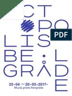 ACTOPOLIS Beograd 2017-Catalogue Web