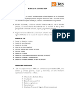 Manual de Usuario Itop