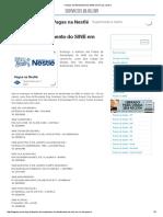 Postos de Atendimento do SINE em Rio de Janeiro.pdf