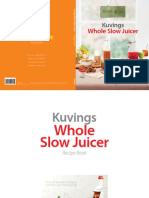 Kuvings Recipes.pdf