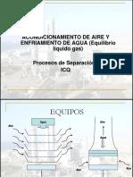 Transferencia en Sistemas Aire Agua (1)