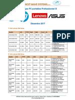 Destockage PC i5 Decembre 2017 N
