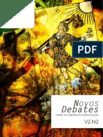 Revista Novos Debates