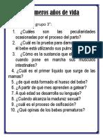 Cuestionario Grupo 3