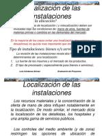 Localizacion de empresas