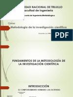 Clase de Metodologia de La Investigación Científica