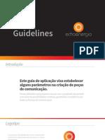Echoenergia - Brand Guidelines