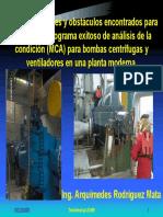 Analisis Vibraciones - Operacion Bombas y Ventiladores Arquimides Oct 08