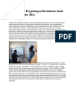 Pelaksanaan Penjaringan Kesehatan Anak Sekolah Tahun 2014.docx