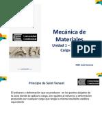 Mecanica de Materiales 1 - UNIDAD 1 - Semana 2