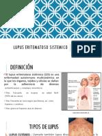 Lupus Eritematoso Sistemico [Autoguardado]