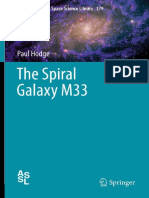 The Spiral Galaxy M33 - Hodge, P. - Springer - 2012 - IsBN 9789400720244