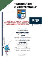 Análisis Del Plan de Cierre Del Py m Pierina de Mbm Final