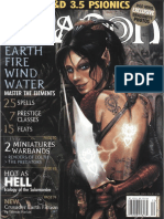 D&D Magazine 314 - Elements