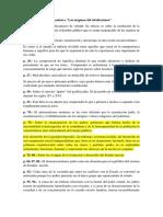 Apuntes, Los Origenes Del Totalitarismo