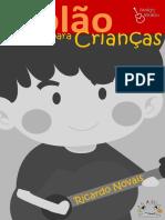 Guia Do Violão Para Crianças Amigo Violão