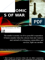 The Economics of War