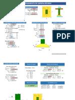 Sapatas Rígidas - Verificação e Dimensionamento - r03