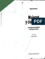 Rousseau S - Mujeres y Ciudadania (Fragmento)