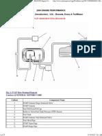 2004 Evap System Repair Instructions- 4.2l - Bravada, Envoy & Trailblazer