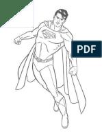 Superheroes Para Colorear1