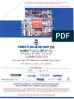 Dangote Sugar Refinery plc Prospectus.pdf