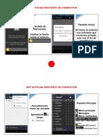 App Autocab Asistente de Conductor 3