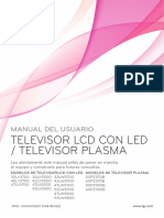 Manual LG 32LV5500