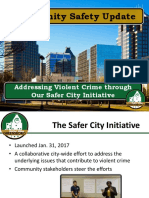 Safer City Year in Review 2017 from GPD.