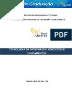 Tecnologia Da Informação Conceitos e Fundamentos